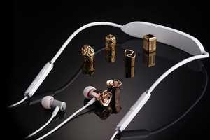 The V-Moda Forza Metallo Headphones Offer Exchangeable Caps