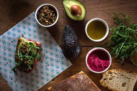 Avocado-Focused Restaurants - Avocaderia in Brooklyn Serves Up Avocado Dishes in Many Forms