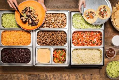 Fast-Casual 420 Celebrations - Freebirds World Burrito Will Celebrate 420 With Its 'Pot Brownie'