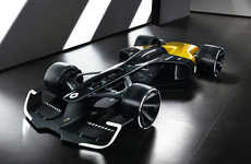 Ultra-light F1 Concept Cars