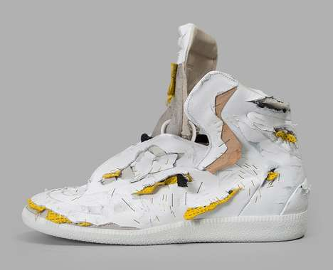 Shredded Couture Sneakers
