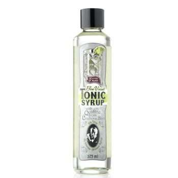 Tonic Water Syrups - This Tonic Syrup Was Developed for Experimentation with Tonic Water