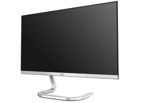 Automotive Brand Monitors - The AOC Porsche-Designed PC Monitors are Stylish Yet Inexpensive