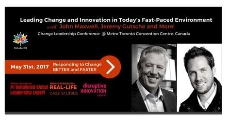 Leadership Culture Summits - The Change Leadership Conference is Taking Place in Toronto