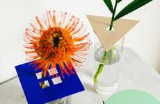 fruitsuper's Anywhere Vases Turn Vessels into Vases for Flowers