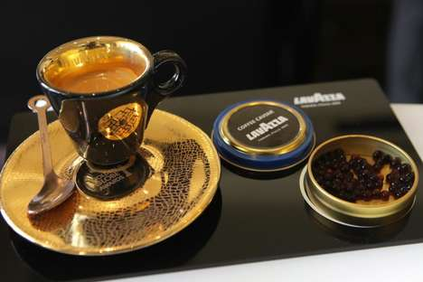 Culinary Coffee Partnerships - CONDIVIDERE by Lavazza Was Created in Collaboration With Ferran Adria
