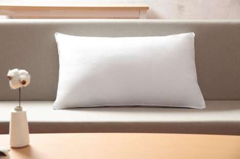 Antibacterial Cotton Pillows - The Waikite Pillow is Supplied to Major Five Star Hotels