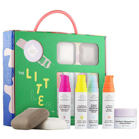Playful Travel-Sized Skincare Kits - 'The Littles' from Drunk Elephant Features Seven Key Products