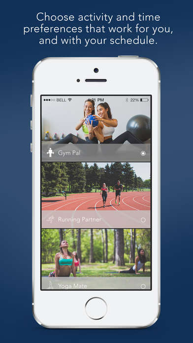 Social Fitness Apps - WHISTLE Helps Users Connect With Likeminded Workout Partners
