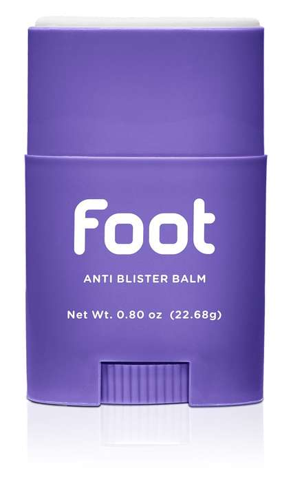 Vitamin-Enriched Blister Balms - Body Glide Foot Anti-Blister Balm Protects Against Foot Blisters