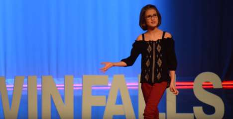 Embracing Diversity - In Her Talk on Acceptance, Kennedy Blair Considers Her Own Community