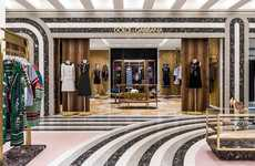 Deco Department Store Interiors