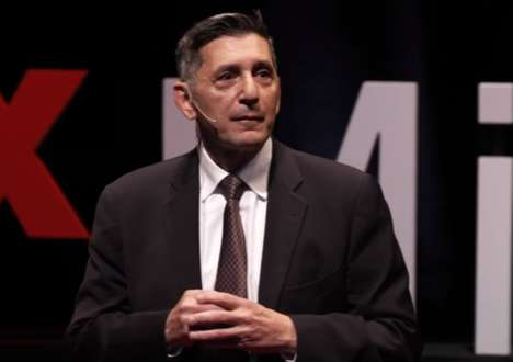 Treating Addiction Without Stigma - Michael Botticelli Gives a Powerful Speech About Drug Addiction