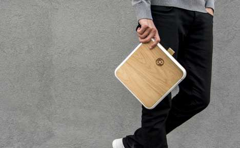 Healthy Cuisine Lunch Boxes - The 'Fittbo' Food Carriers are Leakproof, Insulated and Sectioned