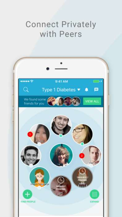 Patient-Connecting Apps - Curatio Virtually Connects People with the Same Health Ailments