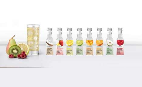 Unsweetened Soda Flavorings - The SodaStream Fruit Drops are Natural and Free of Sugar