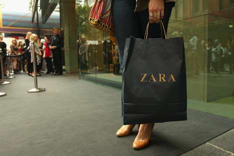 Online Fashion Sizing Tools - Zara's 'What's My Size' Tool Will Help Consumers to Get a Better Fit