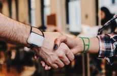 "Social Interaction Wearables - Gobie Brands Itself as a ""Social Wellness Wearable"""