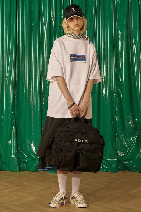 Summer Camp-Inspired Streetwear - A New Ader Error Collection Was Released for Spring/Summer
