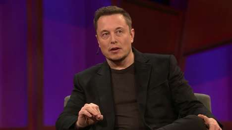 The Boring Future - Elon Musk's Boring Talk Discuss Tunneling to Reduce Traffic