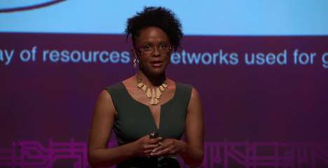 Overcoming the Dominant Culture - In Her Talk on Motivation, Alicia Morgan Considers Her Own Career