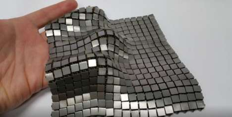 Fashion-Forward Space Fabrics - A New Space Fabric Finds Connections Between Engineering and Fashion