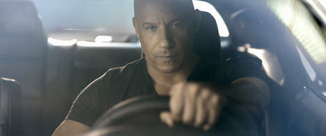 Power-Touting Automaker Ad Campaigns - Vin Diesel and Dodge Team Up to Promote American Muscle Cars