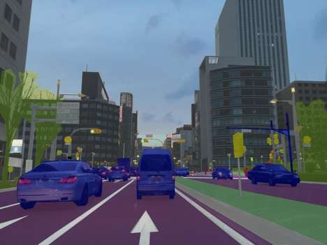 Crowdsourced Mapping Data - Mapillary's Street Level Images will Help Train Autonomous Vehicles