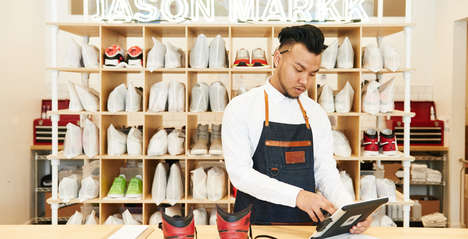 Luxury Shoe Care Boutiques - The Jason Markk Los Angeles Flagship Features Premium Cleaning Products