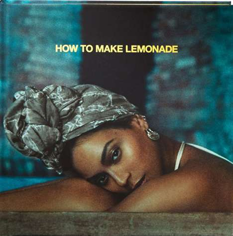 Famous Album Trajectory Sets - 'How To Make Lemonade' is a Box Set About Beyonce's Album Lemonade