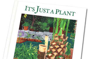 'It's Just a Plant' Is An Educational Book About Pothead Parents