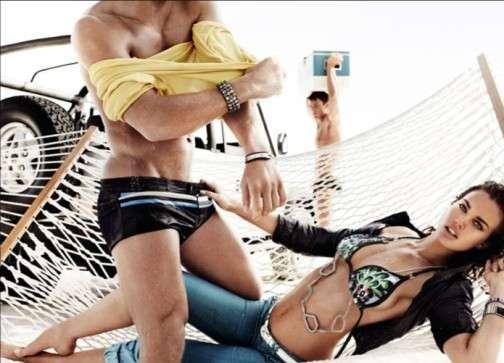 Beach Romance Ads