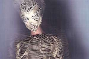 Iris van Herpen's 'Mummification' Fall 2009 Collection