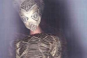 Iris van Herpen's 'Mummification' Fall 2009 Collection