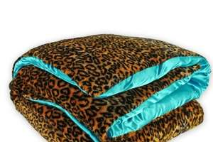 Ghetto Fabulous Comforters Make You Feel Like Money in Bed