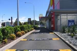 Creative McDonald's Shakevertising Campaign