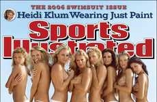 Cataloging Iconic Magazine Issues - 10 Sizzling Past Sports Illustrated Swimsuit Issue Covers