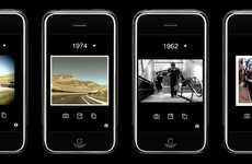 Retro Cell Phone Camera Filters - CameraBag iPhone App Adds Spice to Mobile Photos