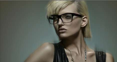 Retro Nerd Glasses - Dita Legends Optical Collection Will Make You Wish for Poor Vision