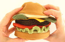 Sustainable Toys for Tots - LoooLo Textiles' Play Food is Beautiful and Biodegradable