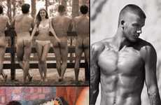 50 Instances of Objectifying Men & Exploiting The Male Body