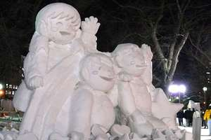 Sapporo Snow Festival 2009 Features 277 Icy Works (UPDATE)