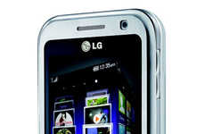 The LG Arena Smartphone Takes Multimedia to a New Dimension