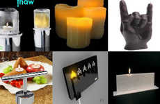 32 Hot Candle Innovations...