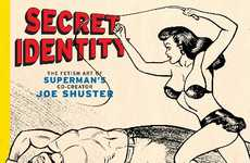 New Book Features Bondage Art of Superman Co-Creator