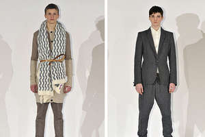 Mjolk's Fall/Winter 2009 Collection Makes Highwaters Handsome