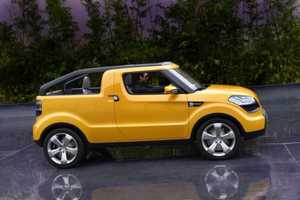 Kia Soul'ster May See Production After Big Hit at Detroit Aut