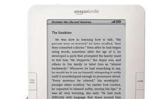 Kindle 2 Reads to You, Stores Photos and Surfs the Web (UPDATE)