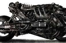 Incredible CGI Cyborgs