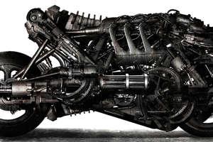 """Terminator Salvation"" Design Art Released"